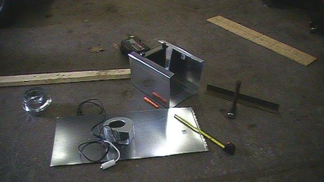 Solar Heat Exchanger Parts