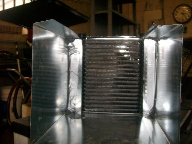 Solar Heat Exchanger
