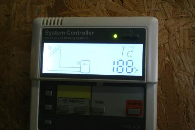 Water Tank Bottom Sensor