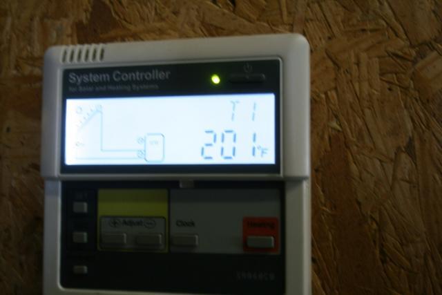 Collector Sensor
